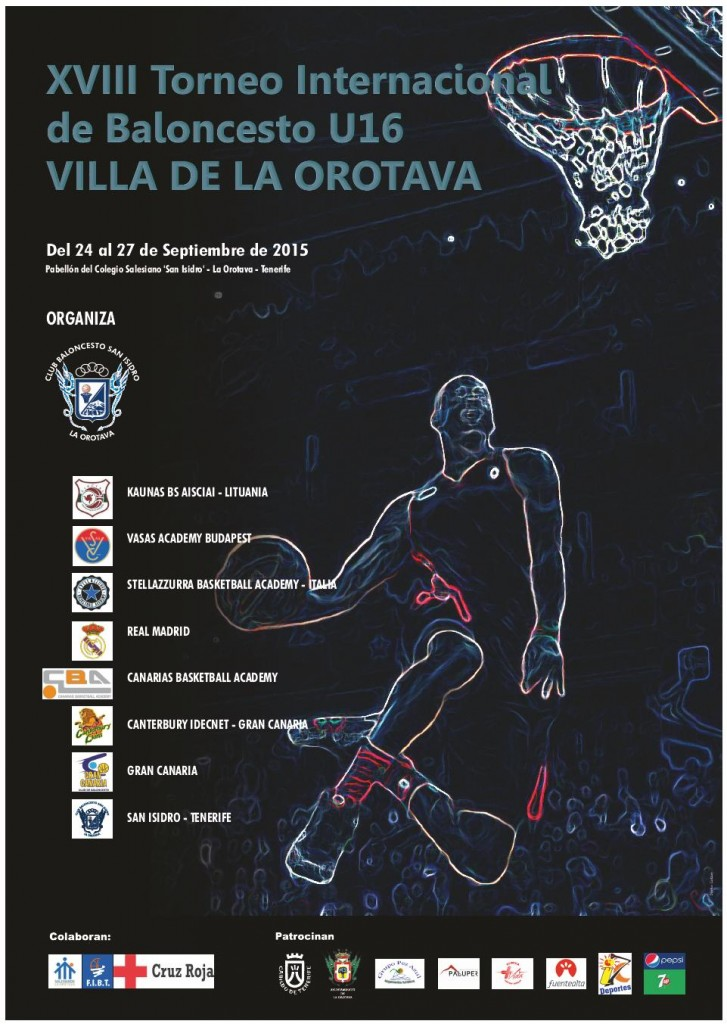 cartel Torneo San Isidro