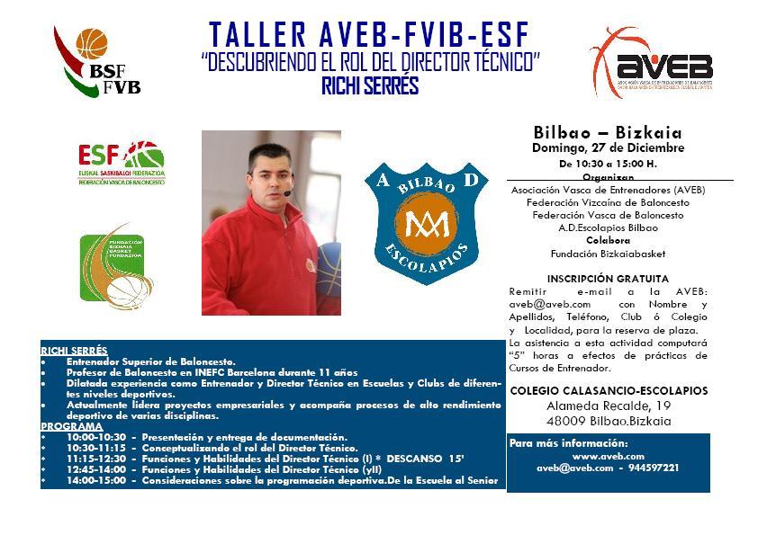 TALLER AVEB - FVIB - ESF