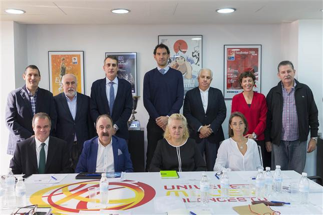 LA COMISIÓN DELEGADA DE LA FEB DECIDE LA FECHA DE LA ASAMBLEA GENERAL