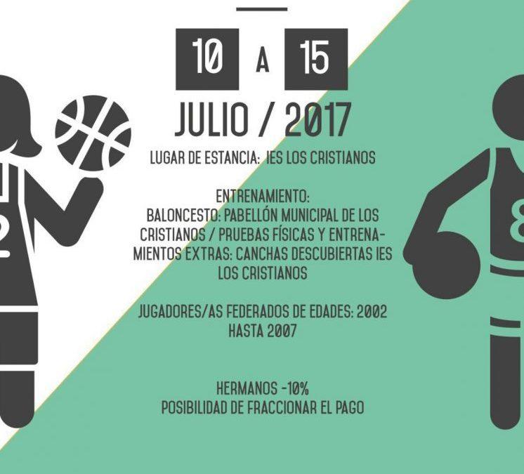 LA FCB MANTIENE LA INSCRIPCIÓN PARA SU CAMPUS DE TECNIFICACIÓN DE VERANO