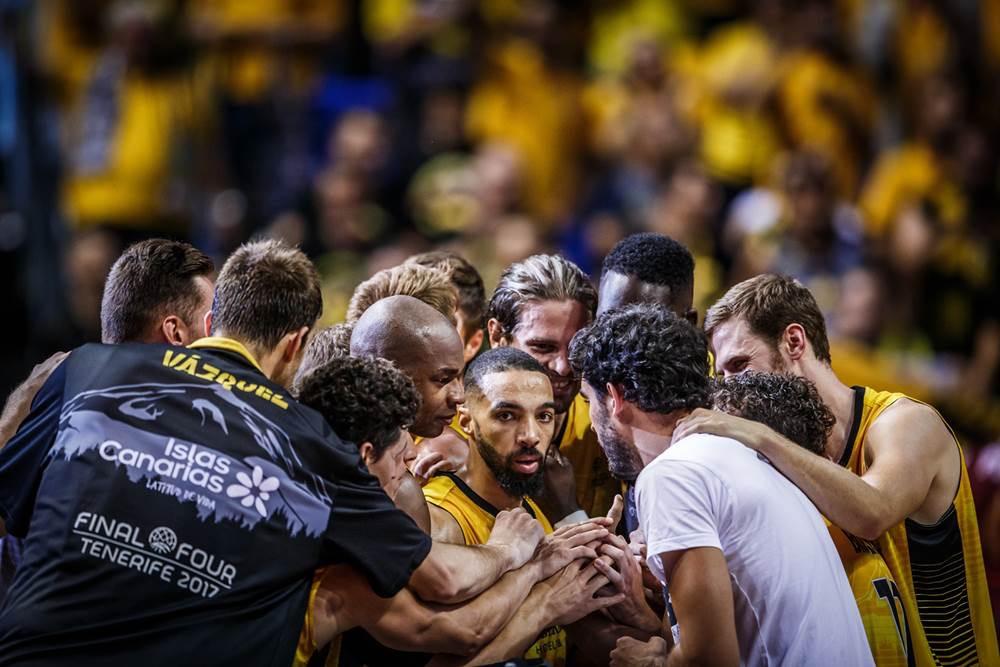 EL IBEROSTAR TENERIFE DEFENDERÁ A CANARIAS EN LA FIBA INTERCONTINENTAL CUP