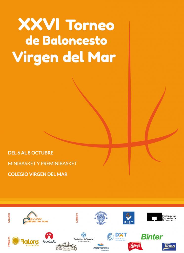 XXVI Torneo de Baloncesto Virgen del Mar