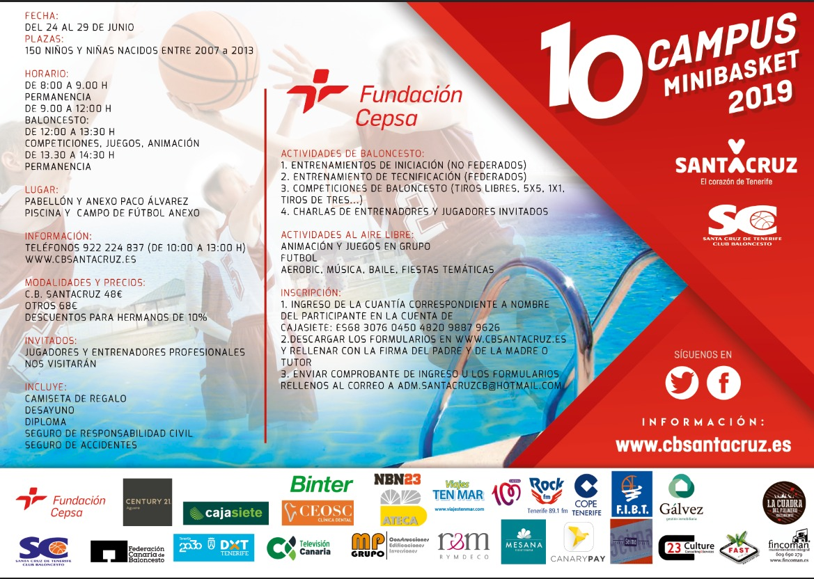 folleto campus mini interior 2019