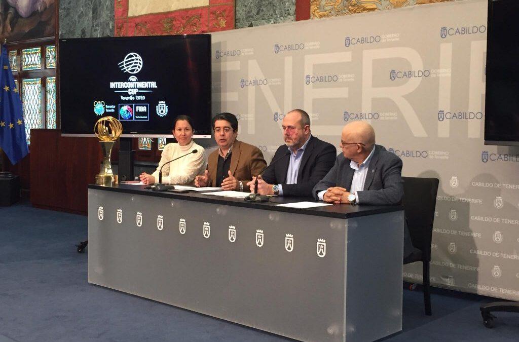 LA FIBA VUELVE A ELEGIR TENERIFE PARA UNA CITA INTERNACIONAL